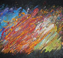 Abstract Moods by surekha