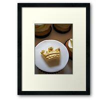 Cupcakes Framed Print