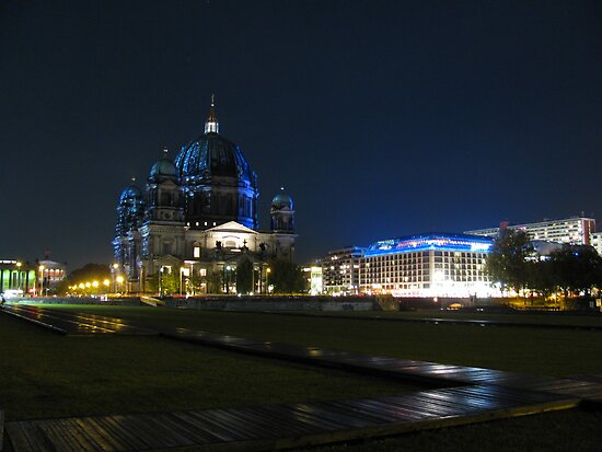 Berlin Cathedral by Andre090904