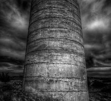 Cylindrical Gloom by Bob Larson