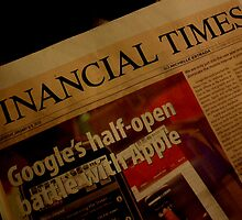 FINANCIAL TIMES by slazenger