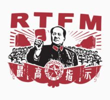 Mao RTFM by alcounit