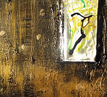 Eco Art in Gold by gillsart