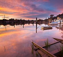 Tamar Morning by Alistair Wilson