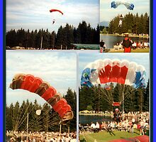 HUMAN-KITES IN AUSTRIA by Heidi Mooney-Hill
