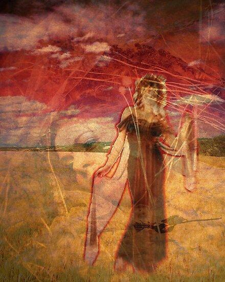 Demeter & Persephone by Gal Lo Leggio