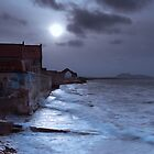 Prestonpans Coast by KWTImages