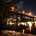 Burnett Bridge - Bundaberg by Paul  Donaldson