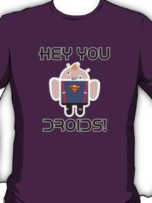 SlothDroid (dark) T-Shirt