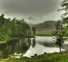 The Tarn In May by VoluntaryRanger