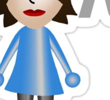 Momii Sticker