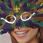 Mardi Gras Senior by dcborn