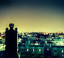 Dead City by Maliha Rao
