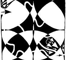 The Rorschach Maze by Yonatan Frimer by Yonatan Frimer