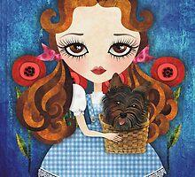 Dorothy ~ Oz Series by sandygrafik