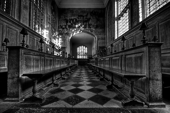 The Chapel by Billy Hodgkins