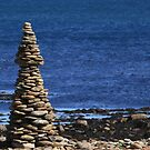 A Cairn (from càrn in Scottish Gaelic, carnedd in Welsh, karn or carn in Cornish, carn in Irish) by DJ-Stotty