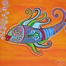 Bubble fish by ClaudiaTuli