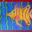 tropical fish by ClaudiaTuli