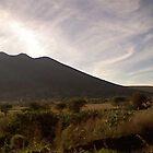Mountain from Michoacan Mexico by armando ruiz