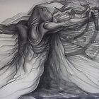 Prometheus  by Ehivar Flores Herrera