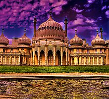 The Royal Pavilion  by LudaNayvelt