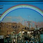 Rainbow Flower Shop - Uptown -San Diego - California *featured by Jack McCabe