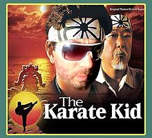 The Karate Kid by Bobby Alipanahi