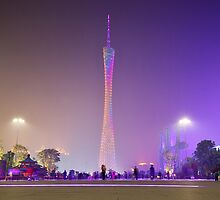 Canton Tower by hinting