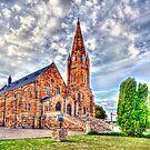 Dutch Reformed Church - Heidelberg by JandeBeer
