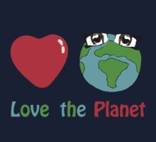 love the planet by faithie