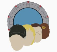 Stargate SG 1 by dingle22