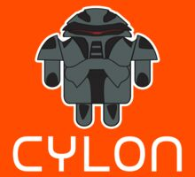 DroidArmy: Cylon Kids Clothes
