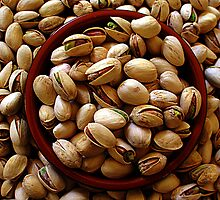 Pistachios by SPPhotography