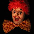 Clown #4 by Lorna Boyer