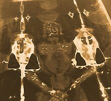 Shroud of Turin Negative 05 by Bela-Manson