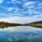 Sailing Lake Arrowhead  by James Brotherton