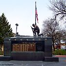 Veteran's Memorial - Depot Park by rocamiadesign
