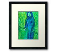 Lifeline Framed Print