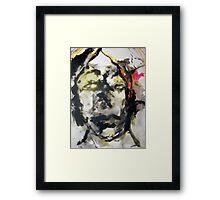 Martin Framed Print