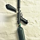 Paint-ball Gun. by - nawroski -