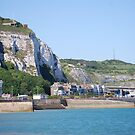 Those Famous White Cliffs - Dover by HelenVidler