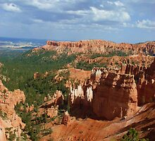 Bryce Canyon Utah #2 by Martina Fagan
