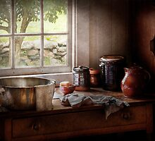 Chef - Just another morning  by Mike  Savad