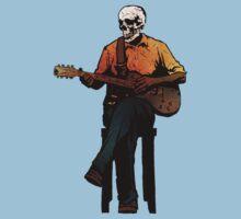 The Blues by matthewdunnart
