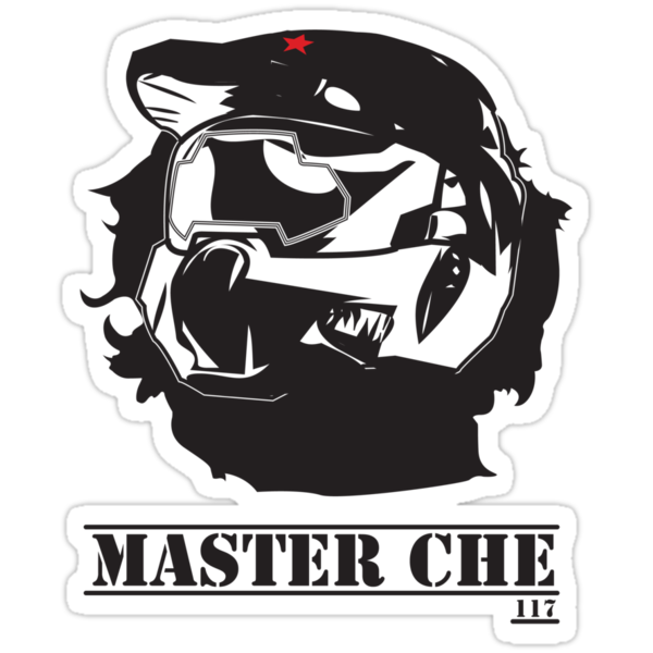 Master Che by Malc Foy