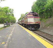 1068 MBTA Commuter Rail (Inbound) by Eric Sanford