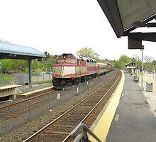 1070 MBTA Commuter Rail by Eric Sanford
