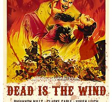 Dead In The Wind by David Naughton-Shires
