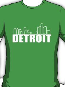 Detroit skyline T-Shirt